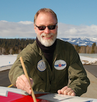Presenter Rich Stowell, Master Flight Instructor